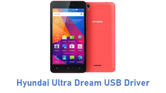 Hyundai Ultra Dream USB Driver