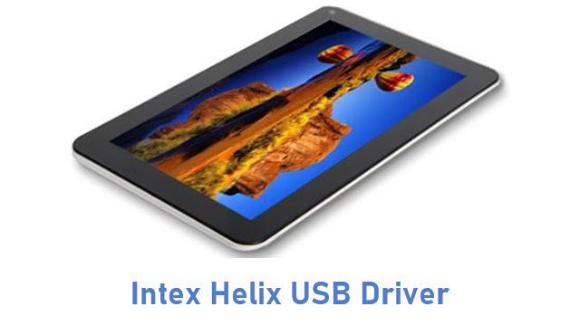 Intex Helix USB Driver