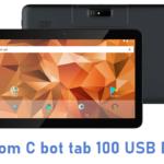 Logicom C bot tab 100 USB Driver
