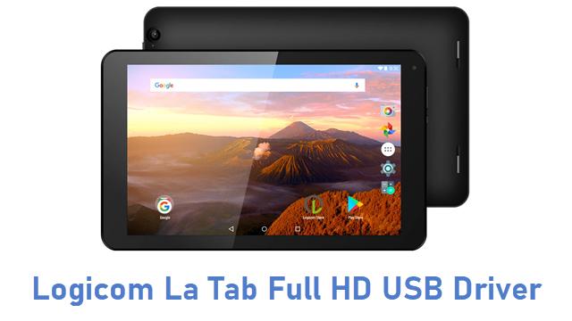 Logicom La Tab Full HD USB Driver