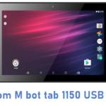 Logicom M bot tab 1150 USB Driver