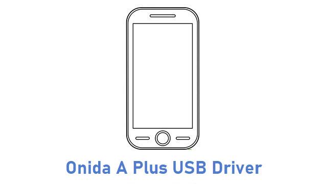 Onida A Plus USB Driver