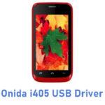 Onida i405 USB Driver