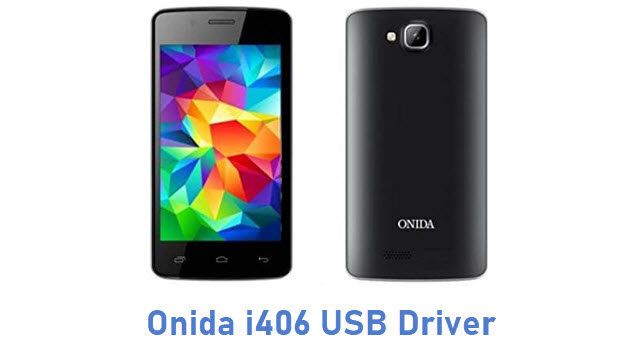 Onida i406 USB Driver