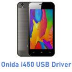 Onida i450 USB Driver