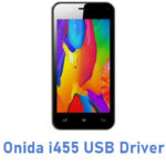 Onida i455 USB Driver
