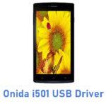 Onida i501 USB Driver