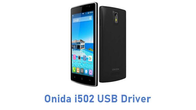 Onida i502 USB Driver