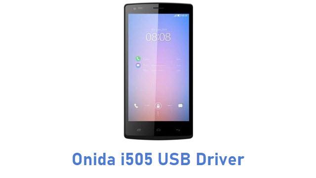 Onida i505 USB Driver