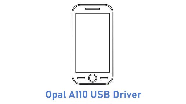 Opal A110 USB Driver