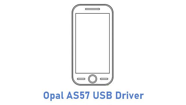 Opal AS57 USB Driver