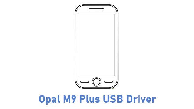 Opal M9 Plus USB Driver