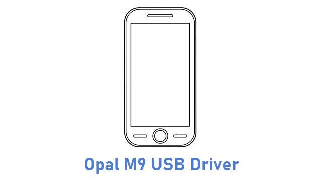 Opal M9 USB Driver