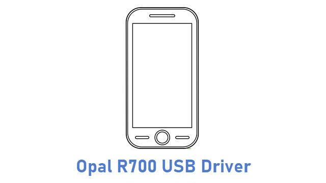 Opal R700 USB Driver