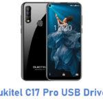Oukitel C17 Pro USB Driver