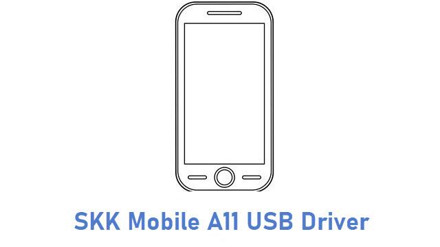 SKK Mobile A11 USB Driver