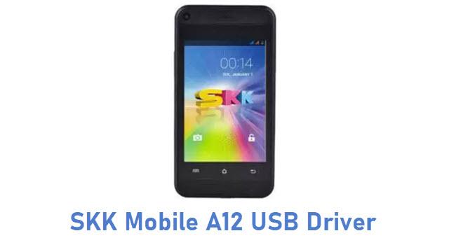 SKK Mobile A12 USB Driver