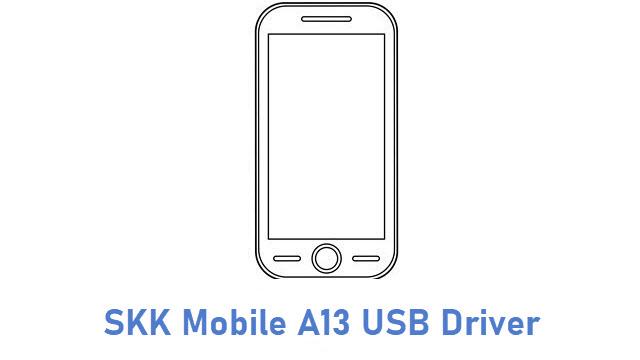 SKK Mobile A13 USB Driver
