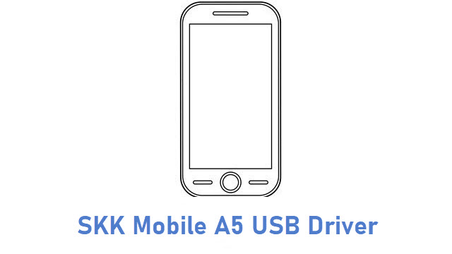 SKK Mobile A5 USB Driver