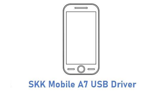 SKK Mobile A7 USB Driver