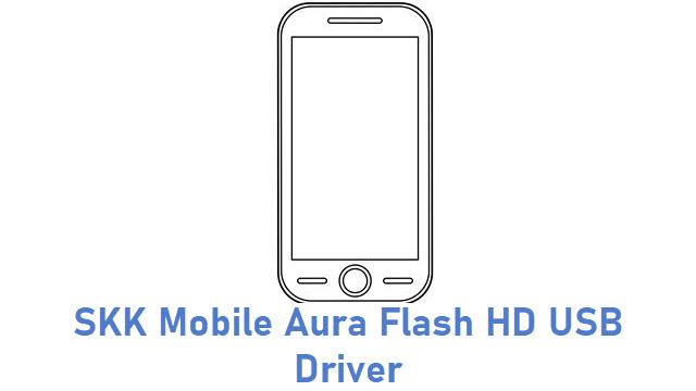 SKK Mobile Aura Flash HD USB Driver