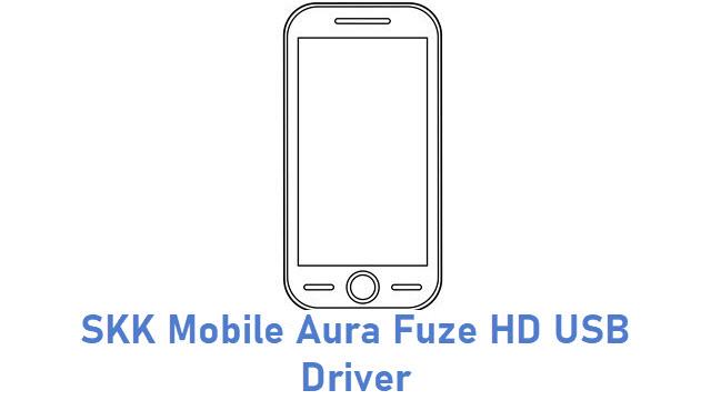 SKK Mobile Aura Fuze HD USB Driver