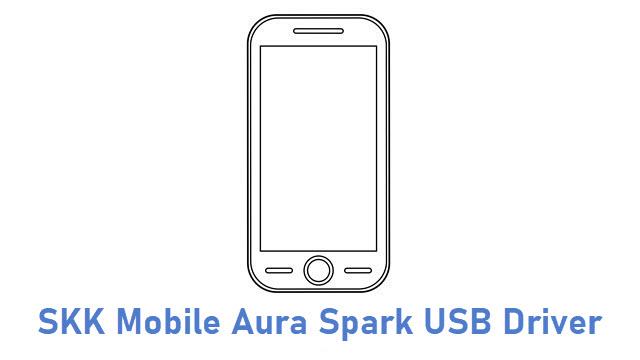 SKK Mobile Aura Spark USB Driver