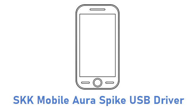 SKK Mobile Aura Spike USB Driver
