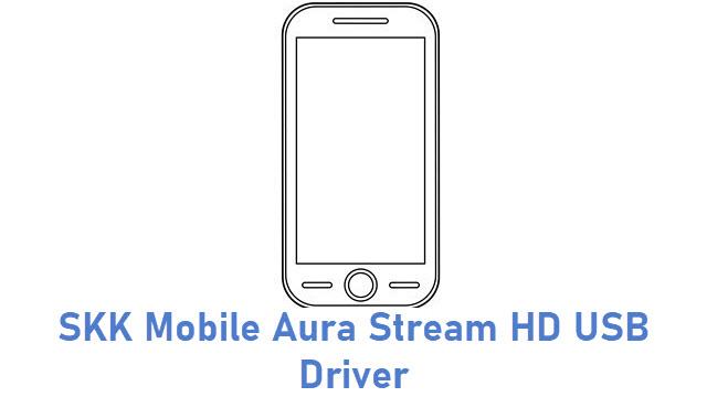 SKK Mobile Aura Stream HD USB Driver
