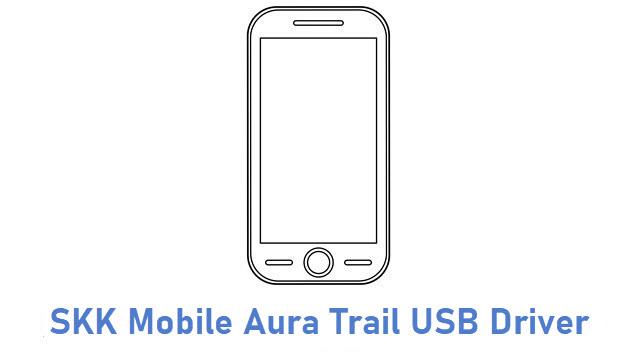SKK Mobile Aura Trail USB Driver