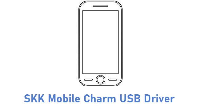 SKK Mobile Charm USB Driver