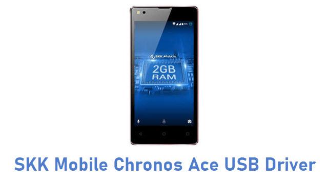 SKK Mobile Chronos Ace USB Driver