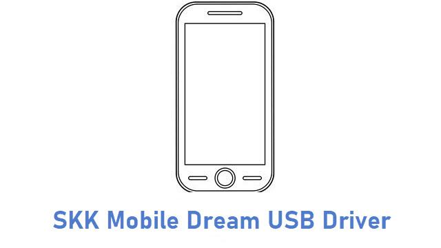 SKK Mobile Dream USB Driver