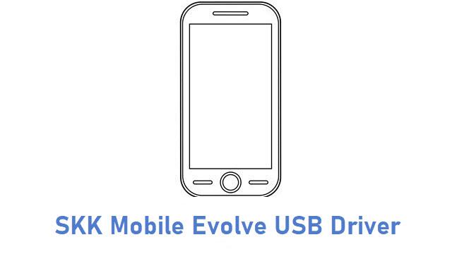 SKK Mobile Evolve USB Driver