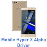 SKK Mobile Hyper X Alpha USB Driver