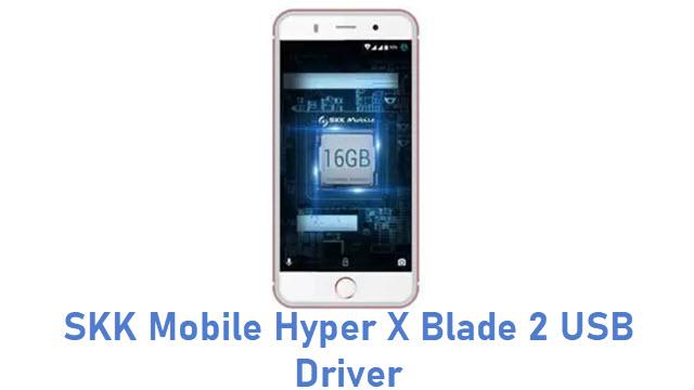 SKK Mobile Hyper X Blade 2 USB Driver