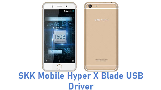 SKK Mobile Hyper X Blade USB Driver