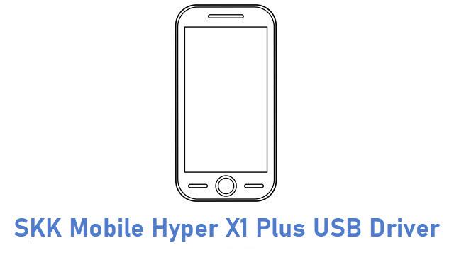 SKK Mobile Hyper X1 Plus USB Driver