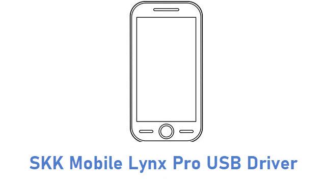 SKK Mobile Lynx Pro USB Driver