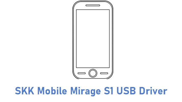 SKK Mobile Mirage S1 USB Driver