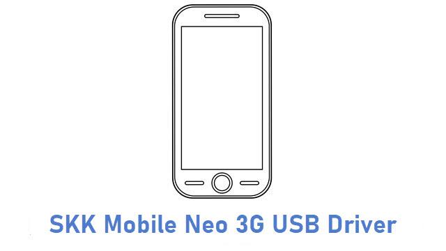 SKK Mobile Neo 3G USB Driver
