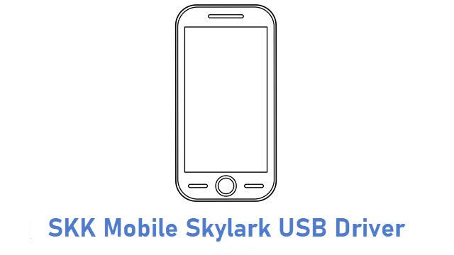 SKK Mobile Skylark USB Driver