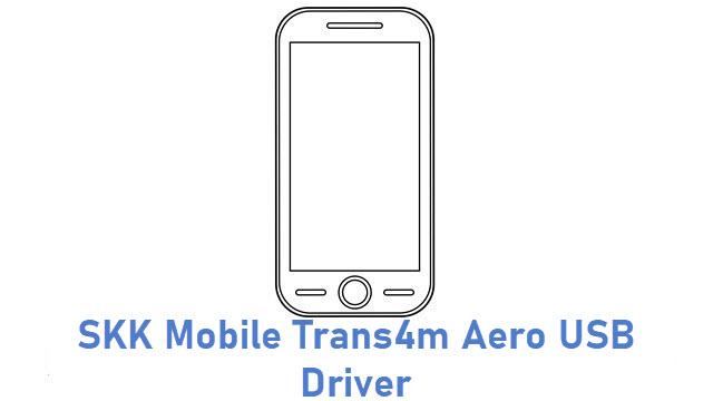 SKK Mobile Trans4m Aero USB Driver