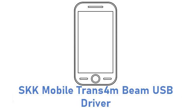 SKK Mobile Trans4m Beam USB Driver