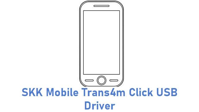 SKK Mobile Trans4m Click USB Driver