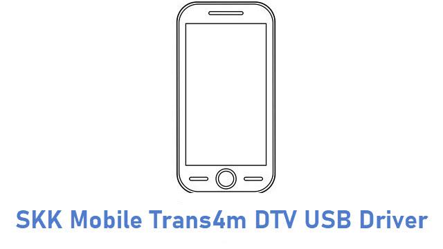 SKK Mobile Trans4m DTV USB Driver