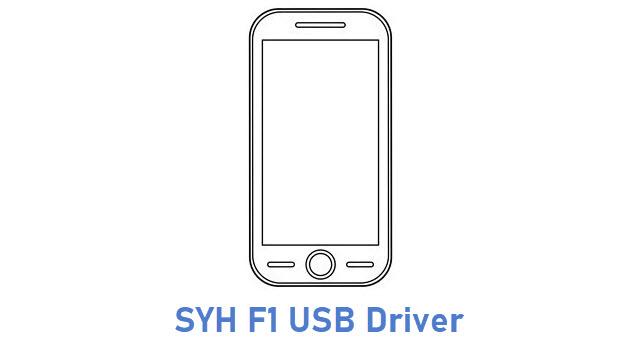 SYH F1 USB Driver