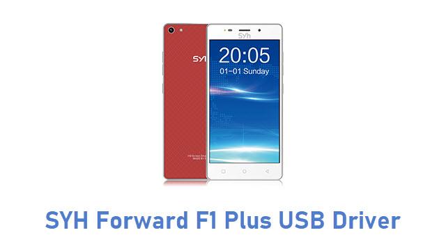 SYH Forward F1 Plus USB Driver