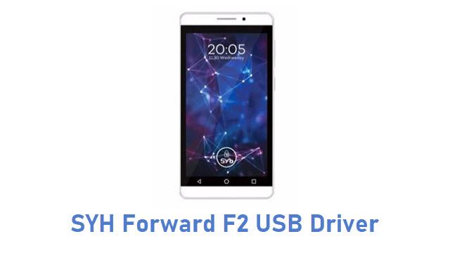 SYH Forward F2 USB Driver