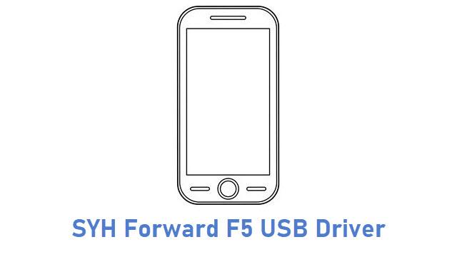 SYH Forward F5 USB Driver